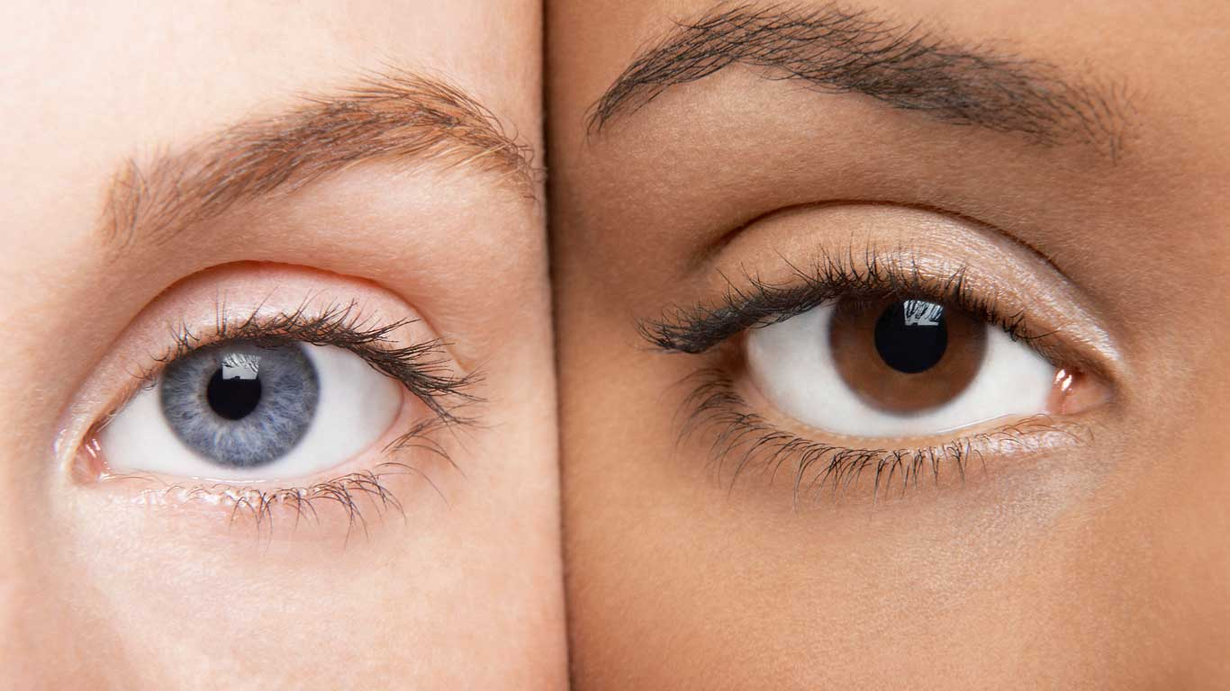 match with your eye color