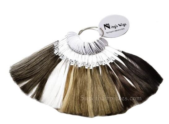 men's hair color ring